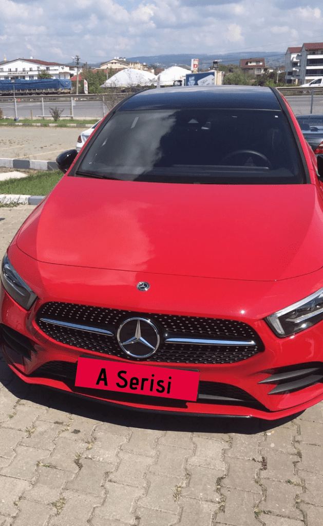 Yeni Mercedes A Serisi, otomobil, test sürüşü