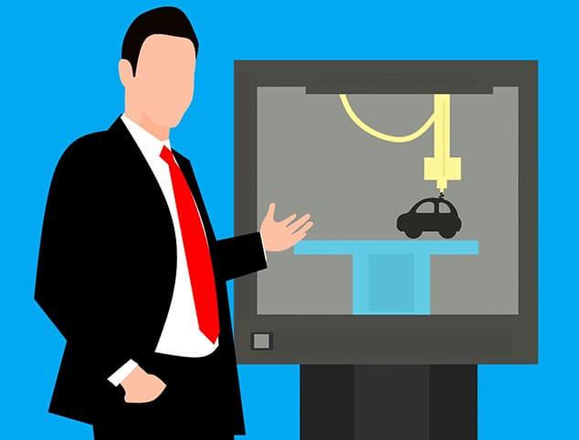 3D yazıcılar,üretim,teknoloji