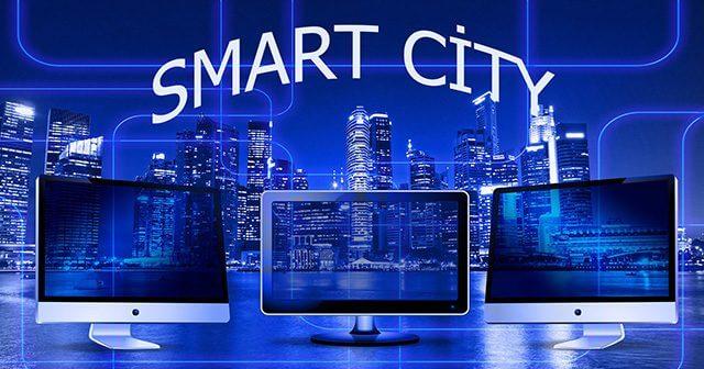 akıllı şehir, akıllı kent, smart city,teknoloji