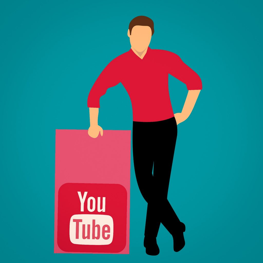 youtuber, dijital meslekler