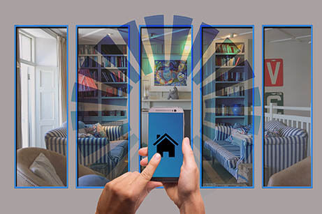akıllı evler, smart home, teknoloji