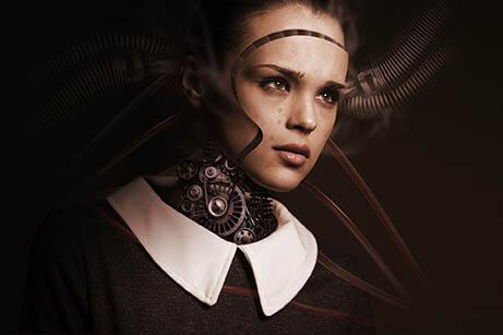 İnsansı Robotlar Artık Aramızda…