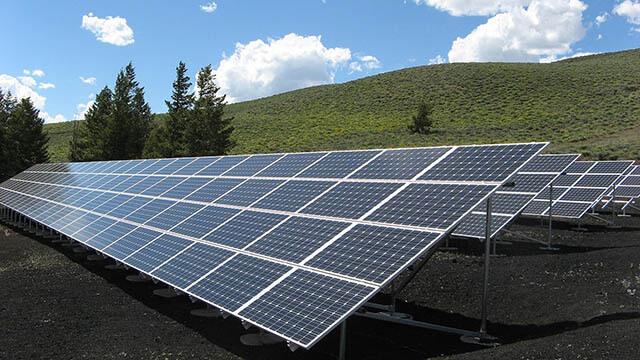 Elektrik, güneş panelleri, elektrik üretimi