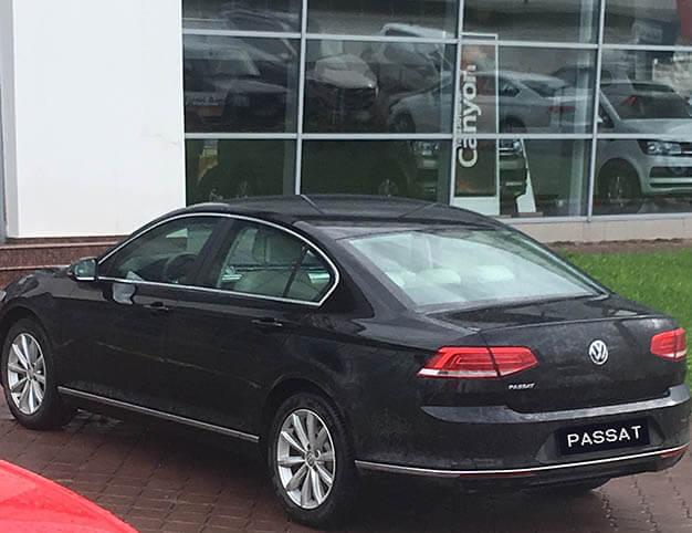 Yeni Volkswagen Passat, Volkswagen, VW