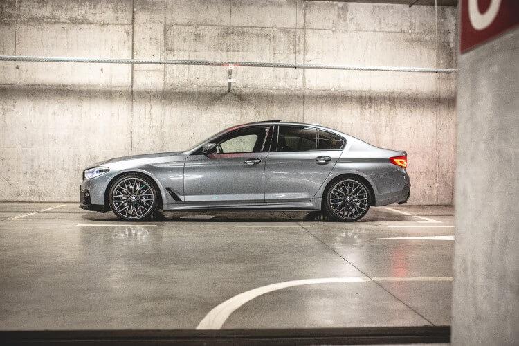 BMW, Yeni BMW 5 Serisi, otomobil