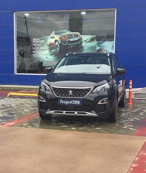 Yeni Peugeot 3008, Peugeot, Otomobil