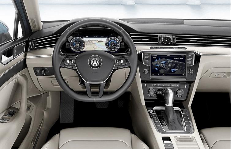 Yeni Volkswagen Passat, Passat, VW, Volkswagen