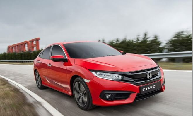 Yeni Honda Civic Dizel