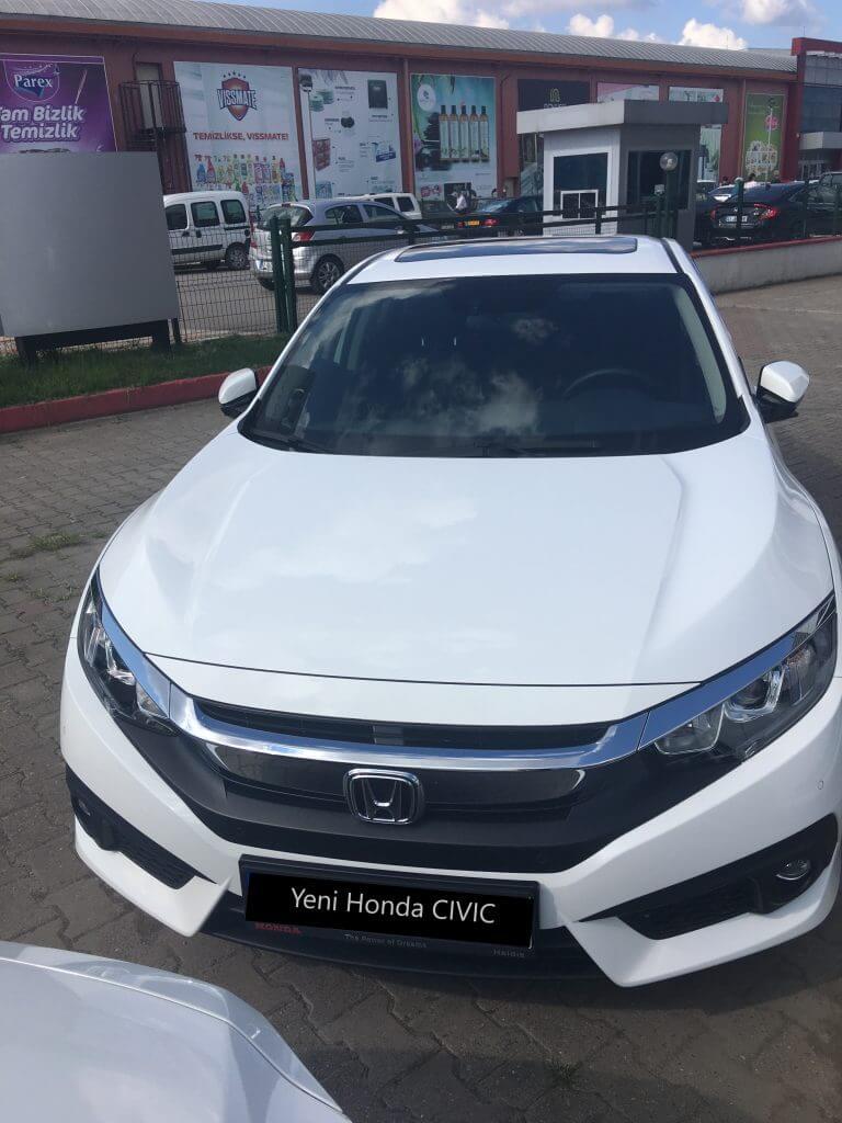 Yeni Honda Civic Dizel, Honda,otomobil