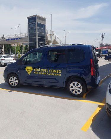 Yeni Opel Combo Tam Bir Aile Arabası