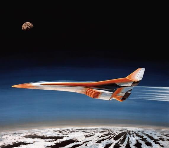 hipersonik uçak,hipersonik uçuş hakkında bilgi