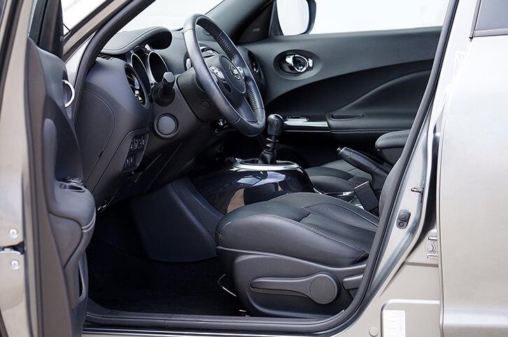Nissan Juke İç Tasarım