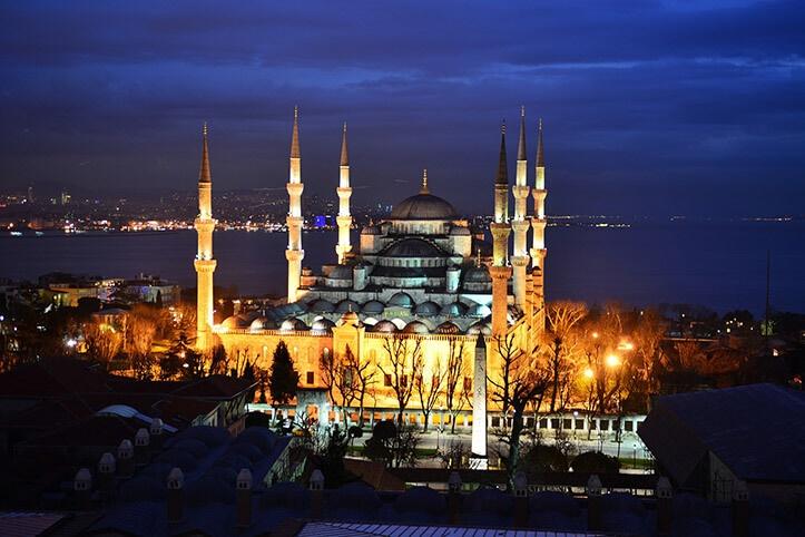 ramazan, ramazan gelenekleri, cami, sultanahmet