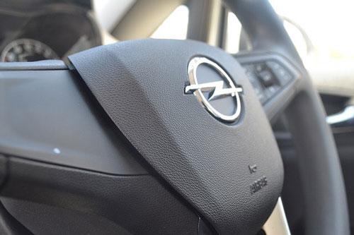Opel Grandland X İç