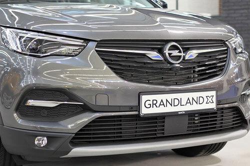 Opel Grandland X ön tasarım