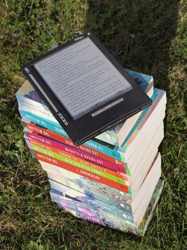 kitap ve günümüz teknolojisi