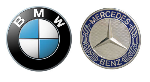bmw ve mercedes benz