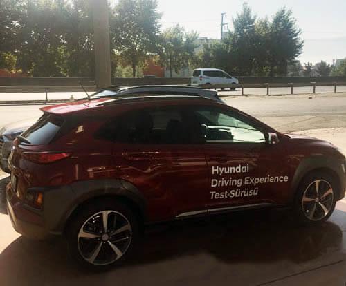 Hyundai Kona Test Sürüşü