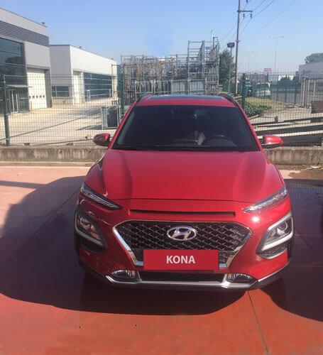 Hyundai Kona Dış Tasarım
