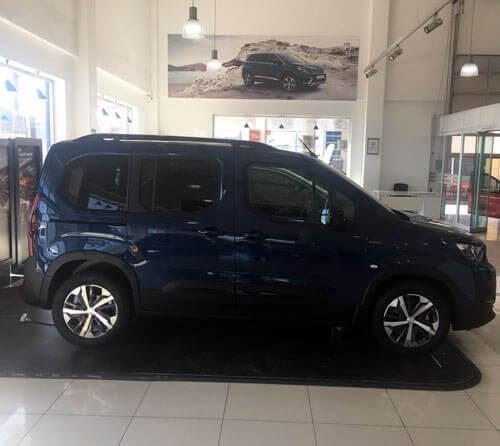 Peugeot Rifter 2019 Test İncelemesi