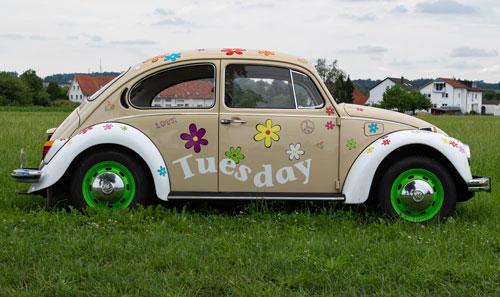 Volkswagen Beetle: İkonik Bir Devin Hikayesi