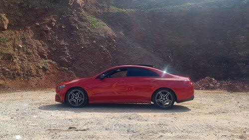 Yeni Mercedes CLA: Hayallerin Ötesinde…