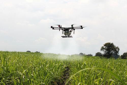 akıllı tarımda drone teknolojileri