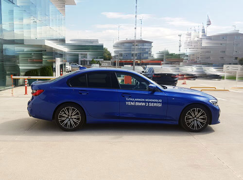 Yeni BMW 3 Serisi First Edition M Sport