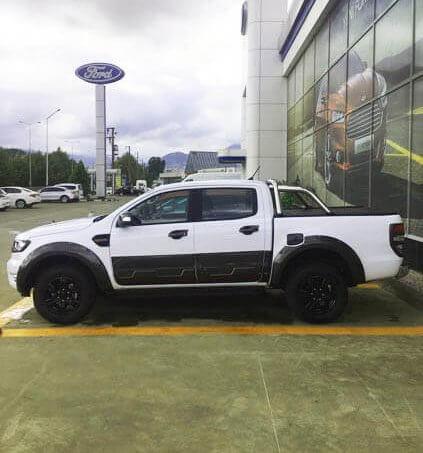 Ford Ranger Wildtrak 2019: Güçlü ve Çekici
