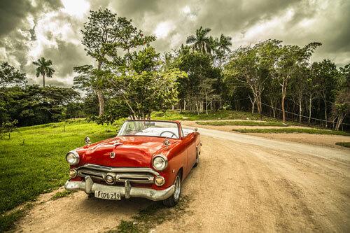klasik otomobil, nostalji otomobil