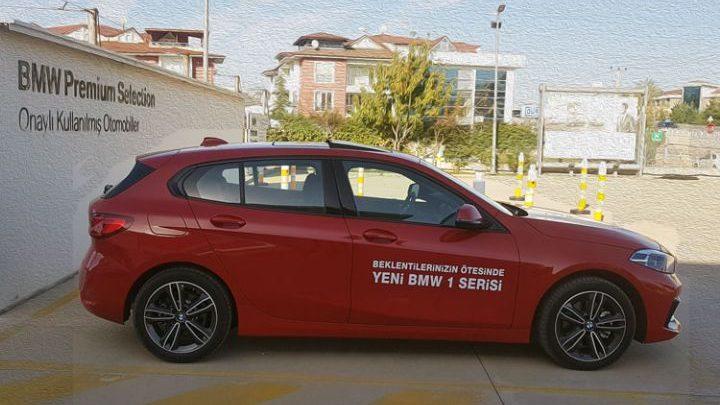 Yeni BMW 1 Serisi Test İncelemesi