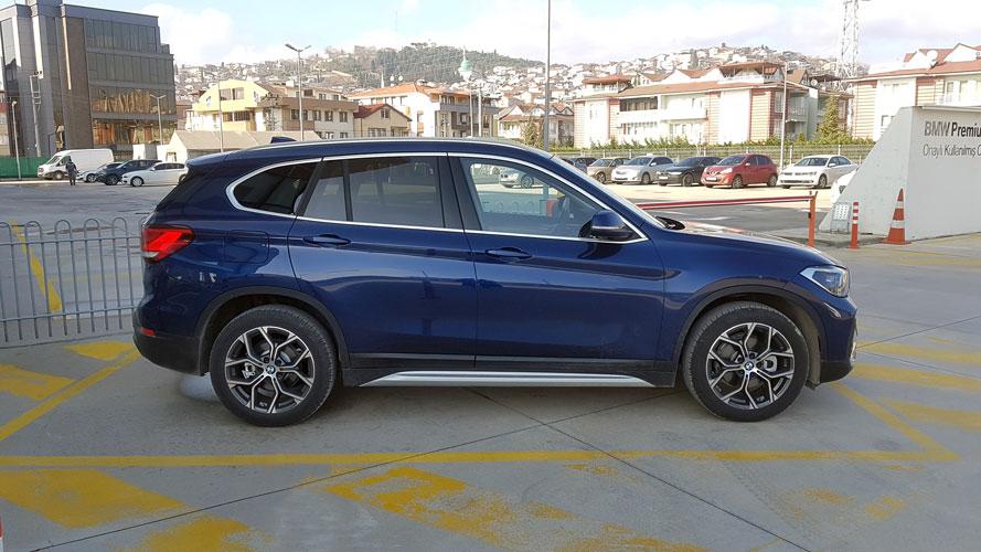 BMW X1 Test Sürüşü 2019