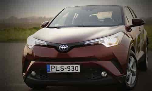 dünyada elektrikli otomobil kullanımı, toyota c-hr hybrid