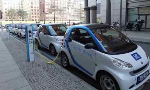 elektrikli sürüş