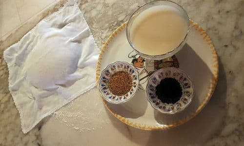 ramazan pidesi için soslar