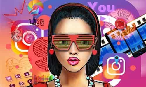 sosyal medya, instagram