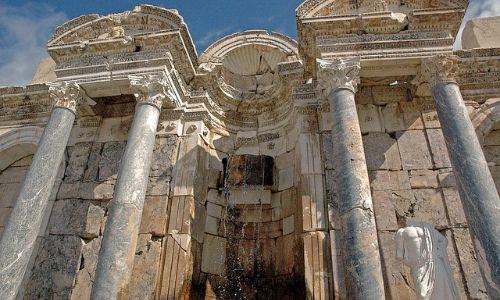 sagalassos, keşfedilmemiş tatil yerler, tarihi yerler