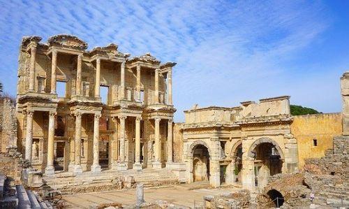 efes antik kenti, ephesus, izmir