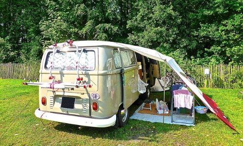 karavanla tatil, karavan tatili