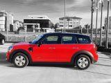 mini countryman kırmızı