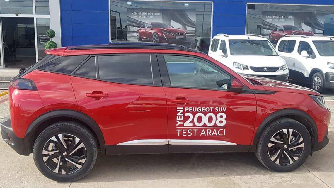 Peugeot 2008 İnceleme Yorumu
