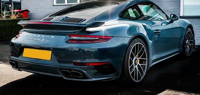 porsche 911 s turbo