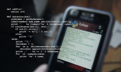 python nedir, python programlama dili, python öğren