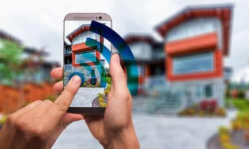 temassız ev, teknoloji