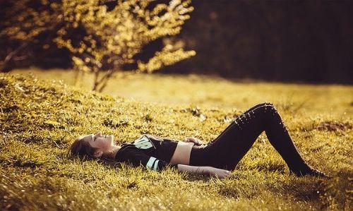 dinlenmek, rahatlamak