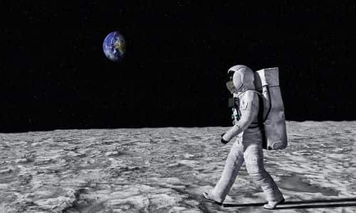 astronot, ayda yürüyüş, ay