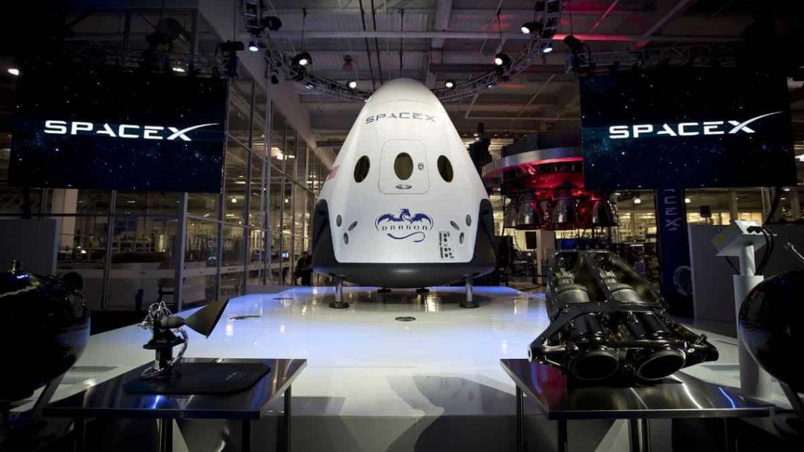 Uzaya Yolculuk SpaceX Dragon2 ile Gerçek Oluyor