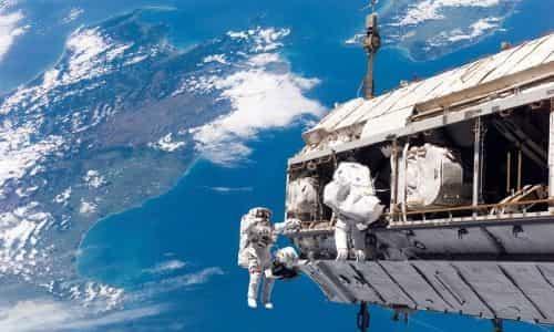 uzay istasyonu, astronot