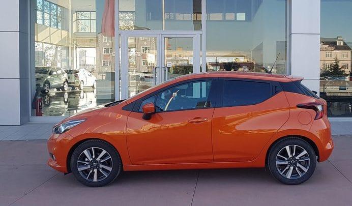 Yeni Nissan Micra ile Keyifli Bir Sürüş