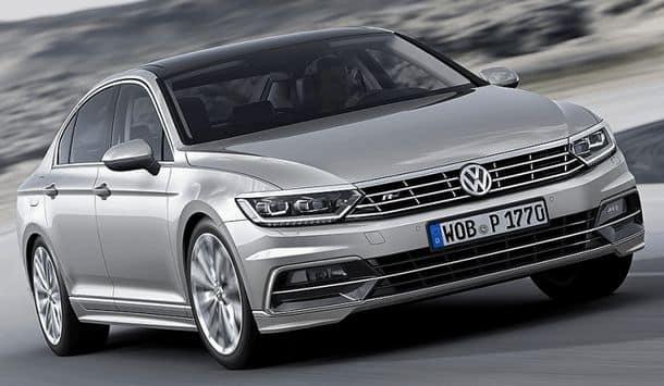 Yeni Volkswagen Passat B8 Kasası İle Karşımızda!